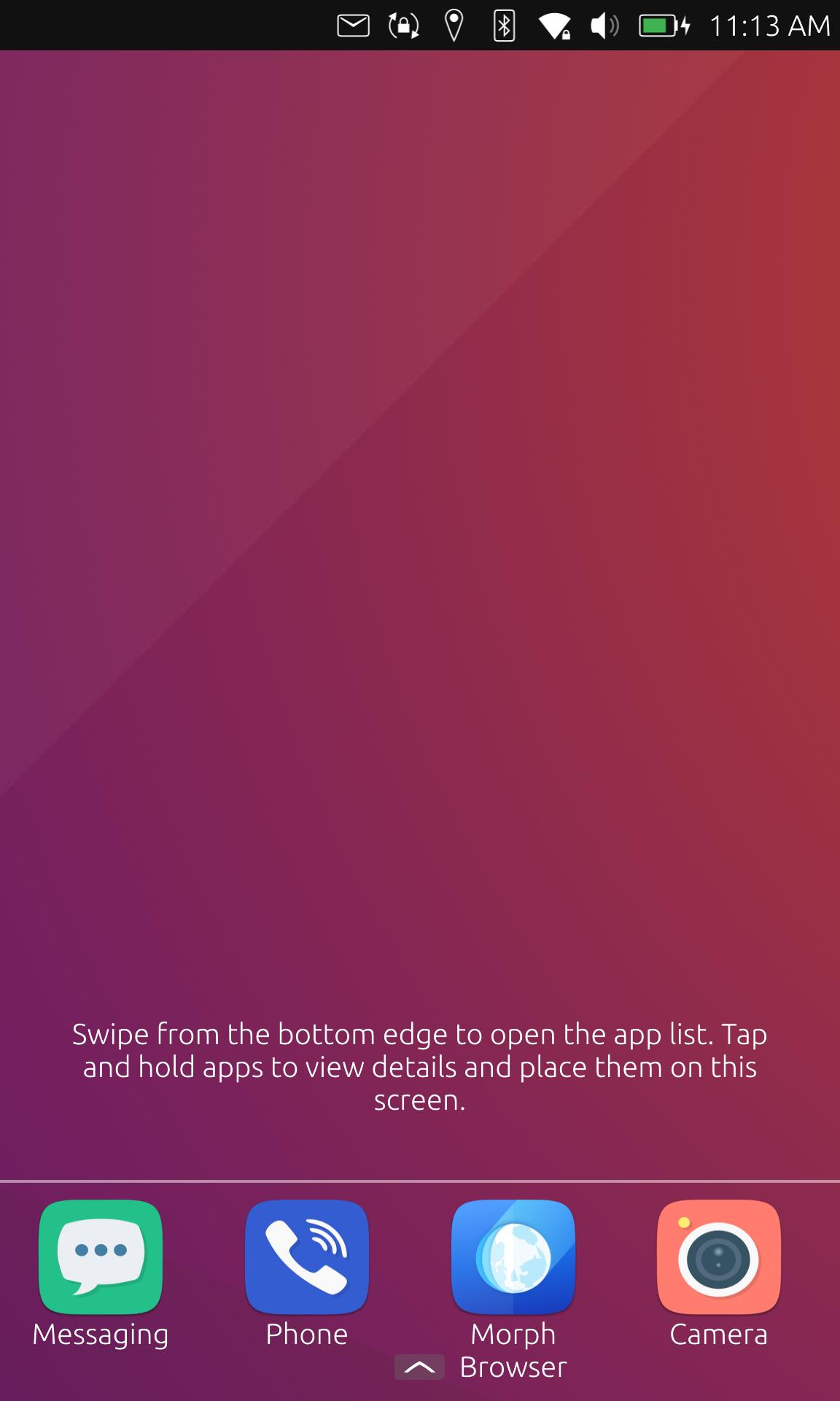 uApp Explorer - com ubuntu sprint